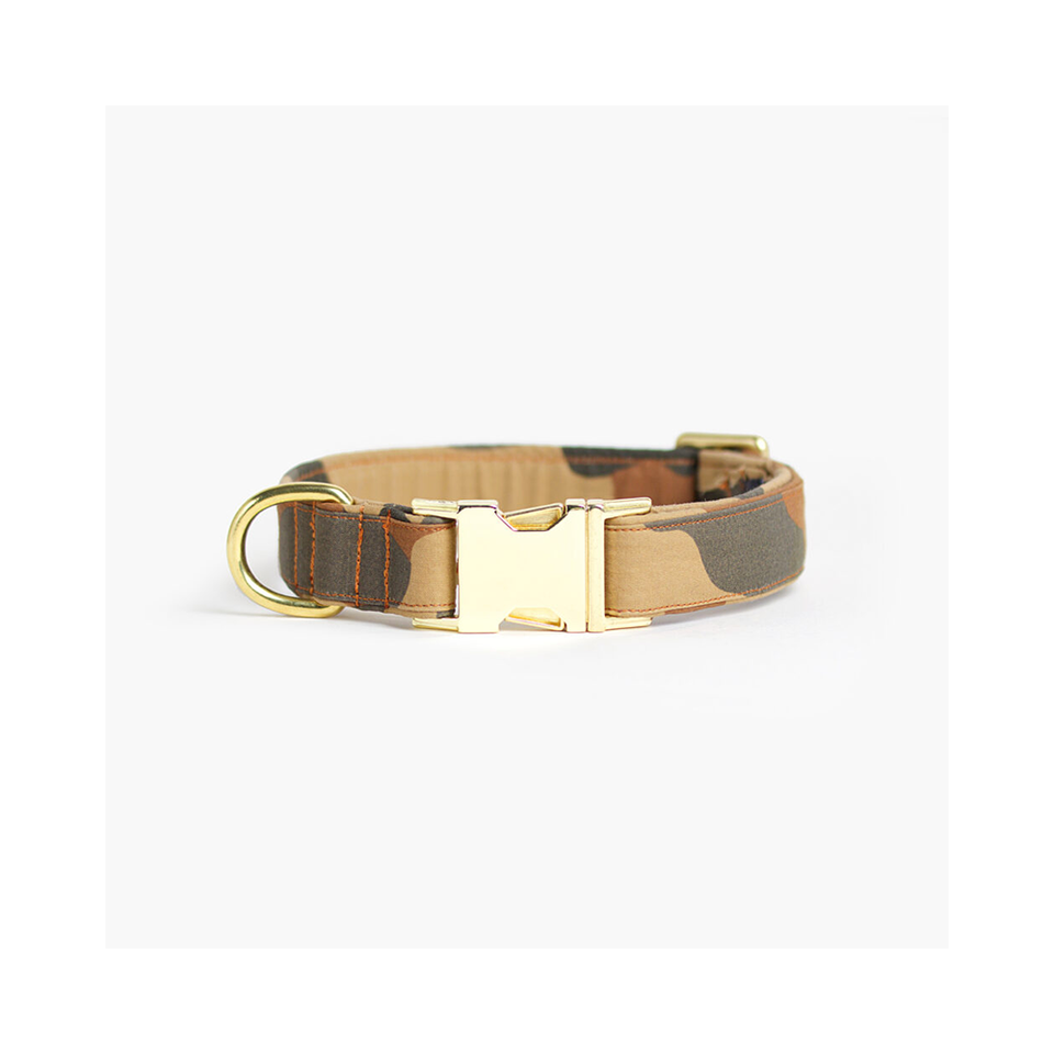 "SEE SCOUT SLEEP Collar 1"" The Scot - Light Camo 