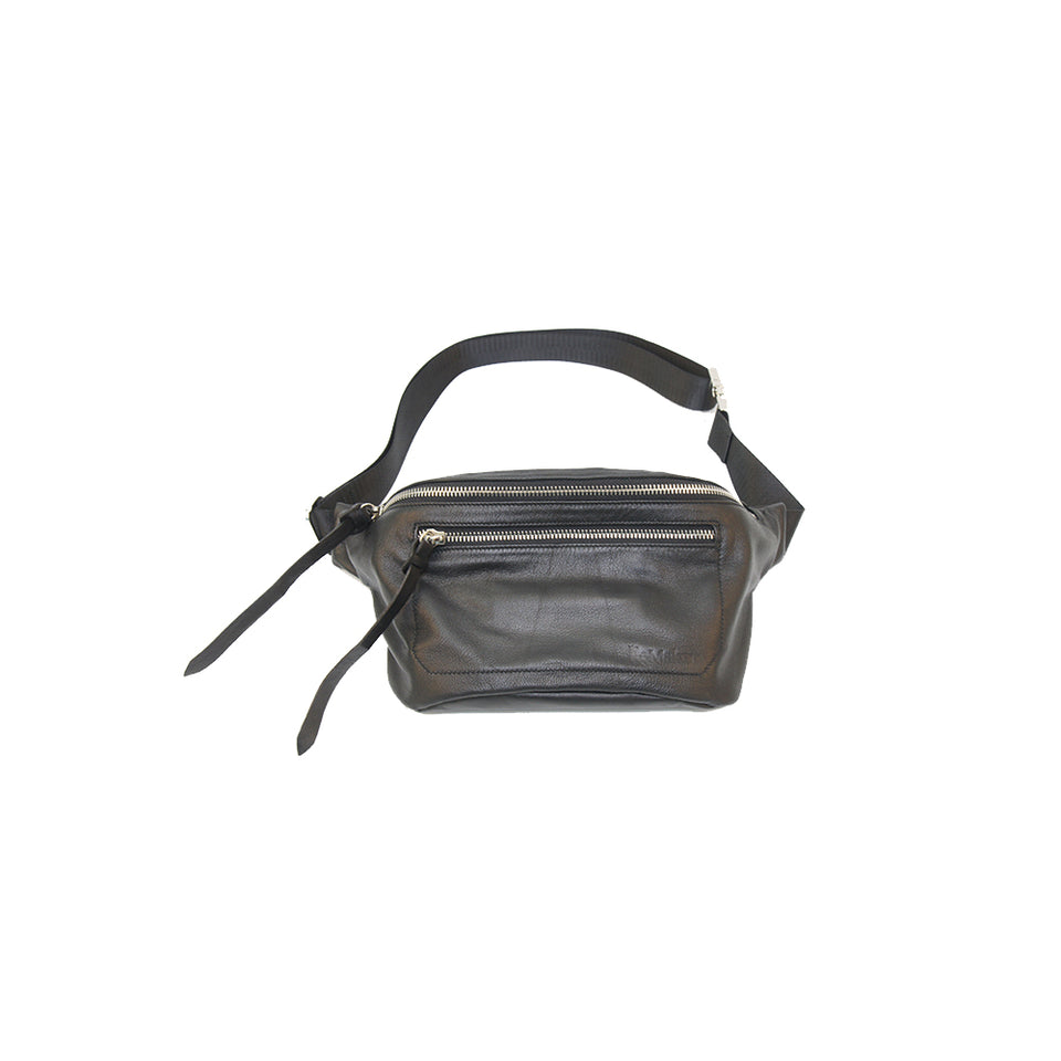 THE REMAKER Leather Belt Bag - Ambiente