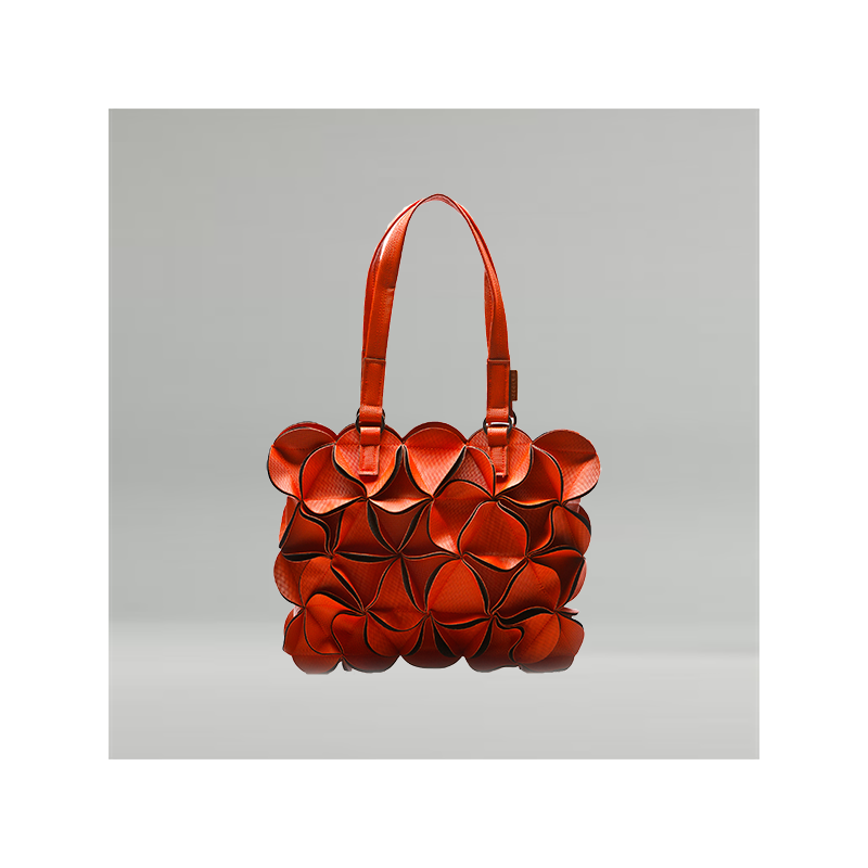 GOODJOB Handbag XS Blossom - PU Orange | the OBJECT ROOM