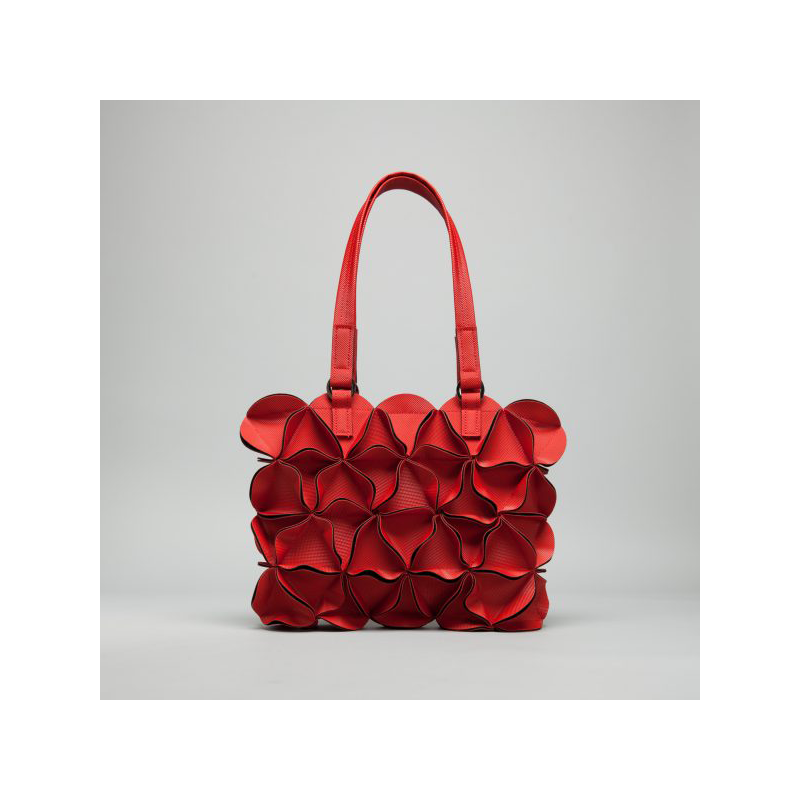 GOODJOB Handbag XS Blossom - PU Red | the OBJECT ROOM
