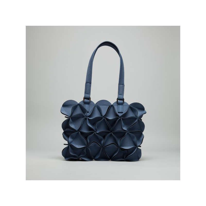 GOODJOB Handbag XS Blossom - PU Navy | the OBJECT ROOM
