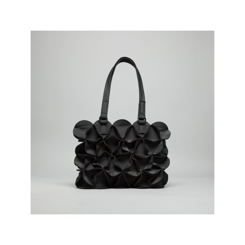 GOODJOB Handbag XS Blossom - PU Black | the OBJECT ROOM