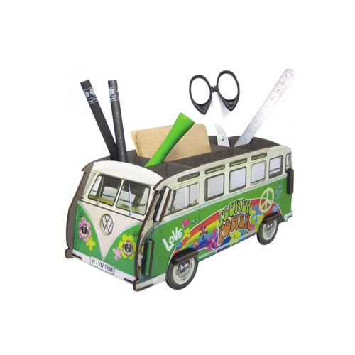 WERKHAUS Photo Pen Box VW - Hippie | the OBJECT ROOM