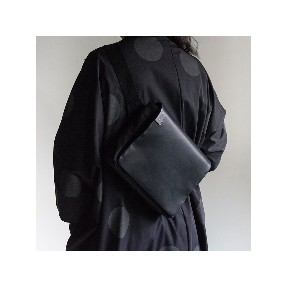 KORIDEER HOP Crossbody Bag - All Black | the OBJECT ROOM