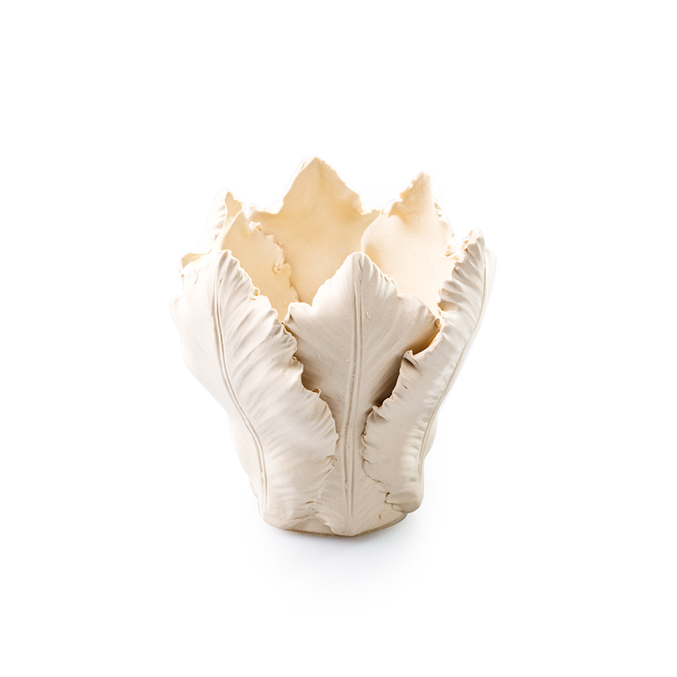 KIDDEE TAMDEE Leaf Candle Holder S - Natural | the OBJECT ROOM