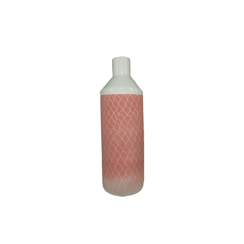 ISMAËL CARRÉ Large Bottle Vase - Red | the OBJECT ROOM