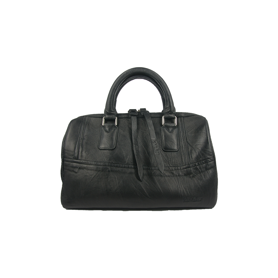 THE REMAKER Leather Bag - Moscow S (Leather Strap)