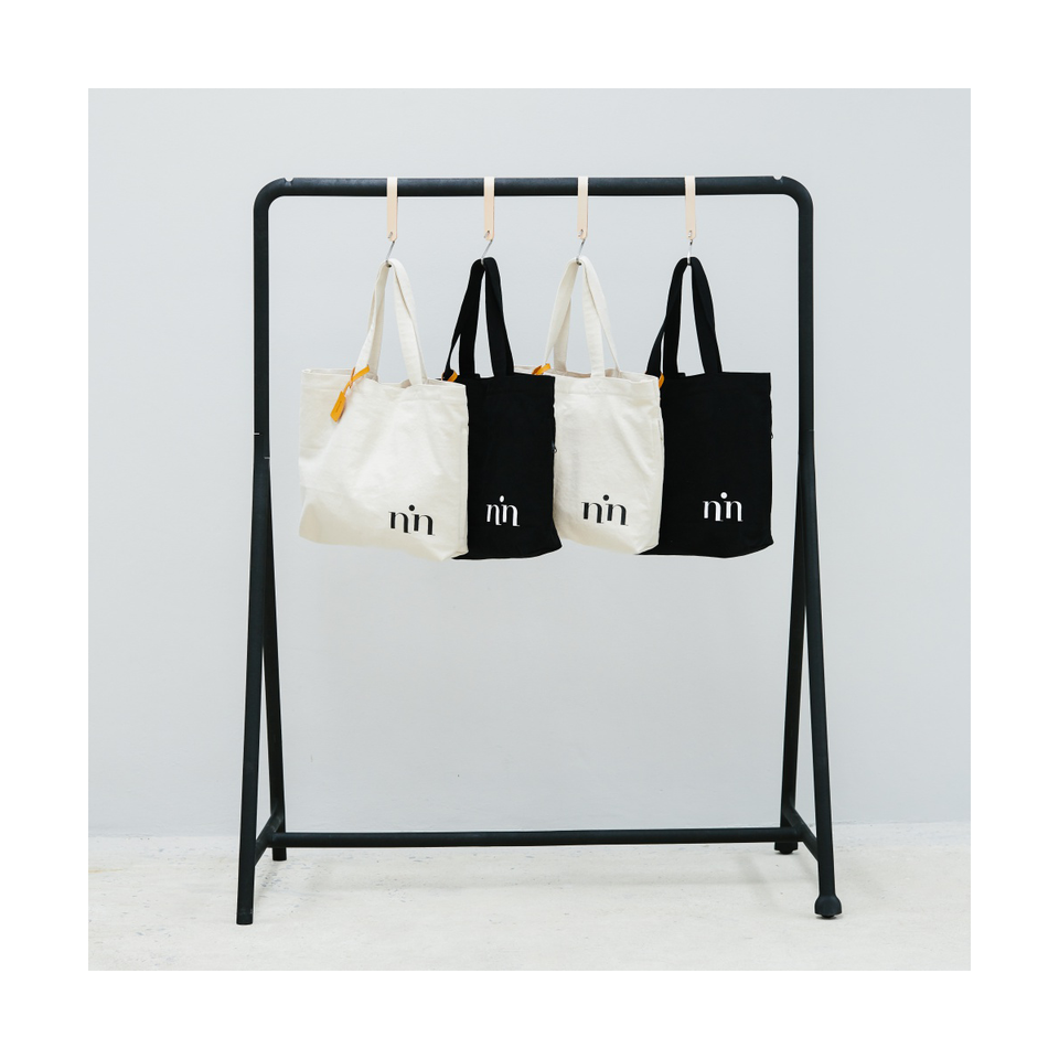 NIN LIFESTYLE The Neruda Tote - Ink Black | the OBJECT ROOM