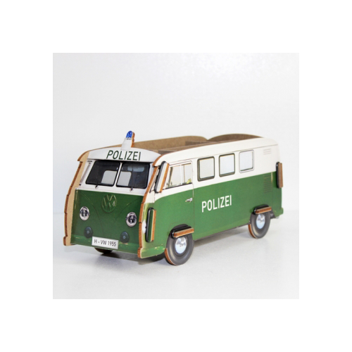 WERKHAUS Photo Pen Box VW - Polizei | the OBJECT ROOM
