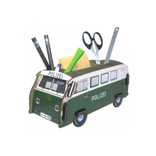 WERKHAUS WH Photo Pen Box VW - Polizei - the OBJECT ROOM - Bangkok, Thailand