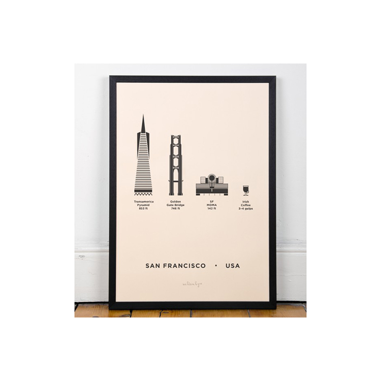 ME&HIM&YOU Screen Print - San Francisco | the OBJECT ROOM