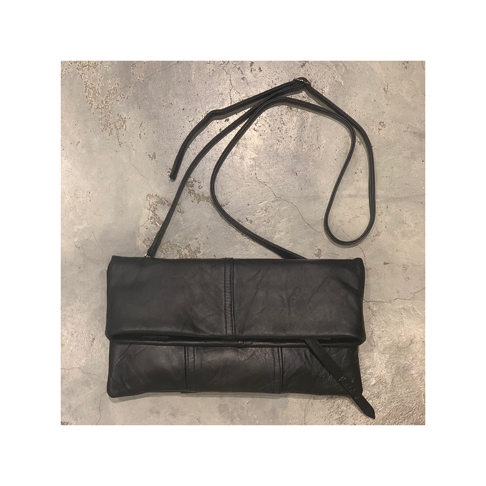 THE REMAKER Leather Bag - Santorini