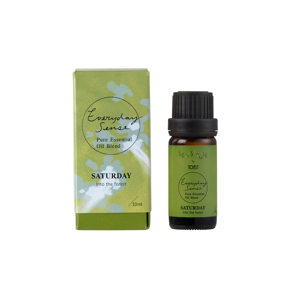 TOAST LIVING Everyday Sense Essential Oil - Saturday - the OBJECT ROOM