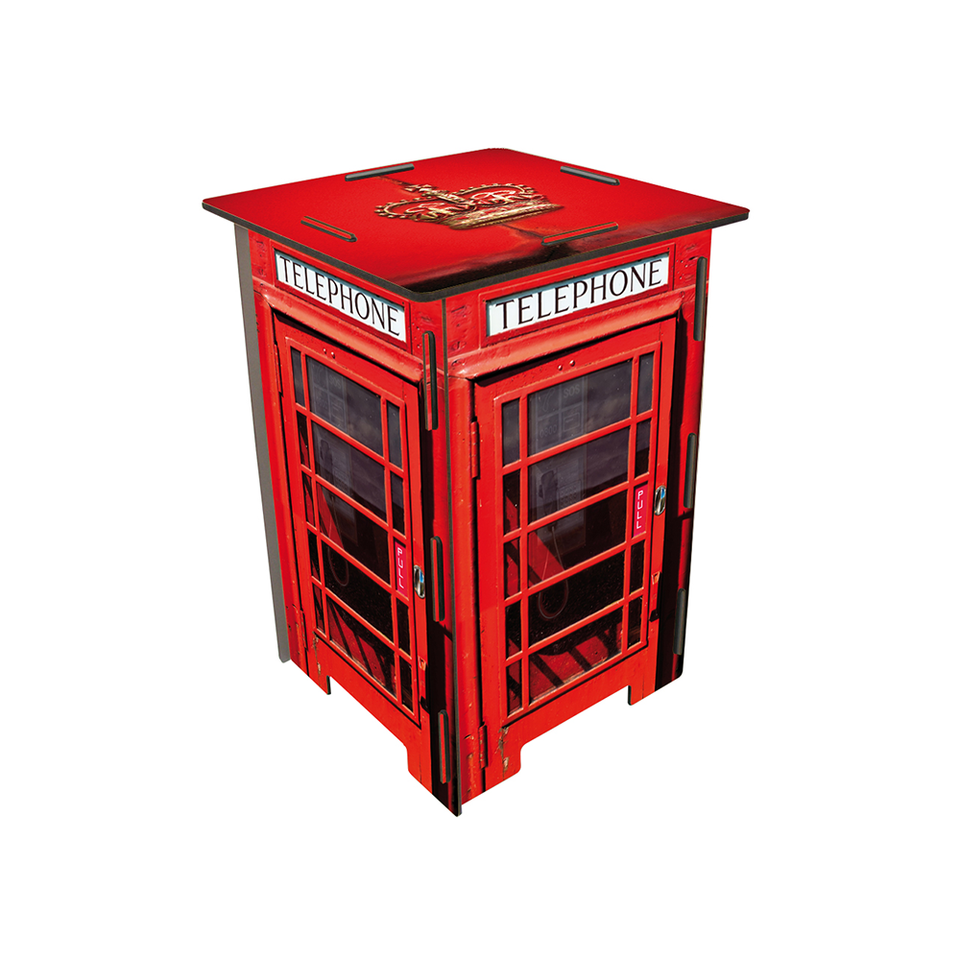 WERKHAUS Photostool - London Phone Booth | the OBJECT ROOM