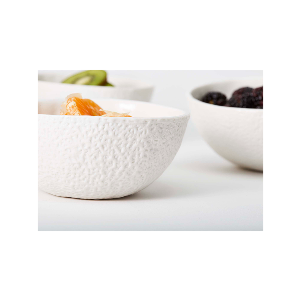 AREAWARE Stone Fruit Bowls (Set of 4) | the OBJECT ROOM