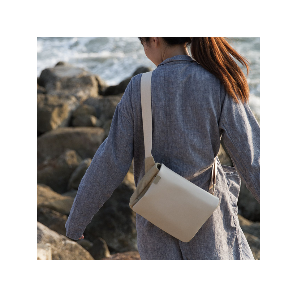 KORIDEER HOP Crossbody Bag - Sunlight Sand | the OBJECT ROOM