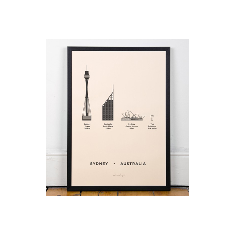 ME&HIM&YOU Screen Print - Sydney | the OBJECT ROOM