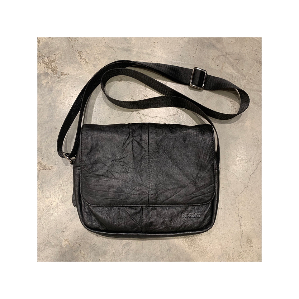 THE REMAKER Leather Bag - Sydney