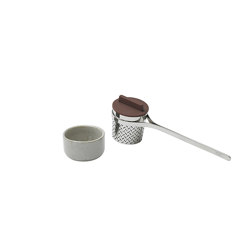 TOAST LIVING Weaver Tea Infuser - Stainless Steel | the OBJECT ROOM