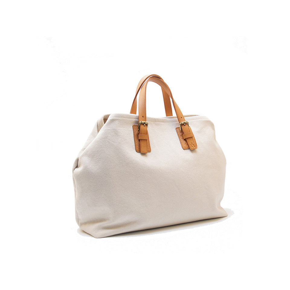 NIN LIFESTYLE The Wilde Tote - Simply White