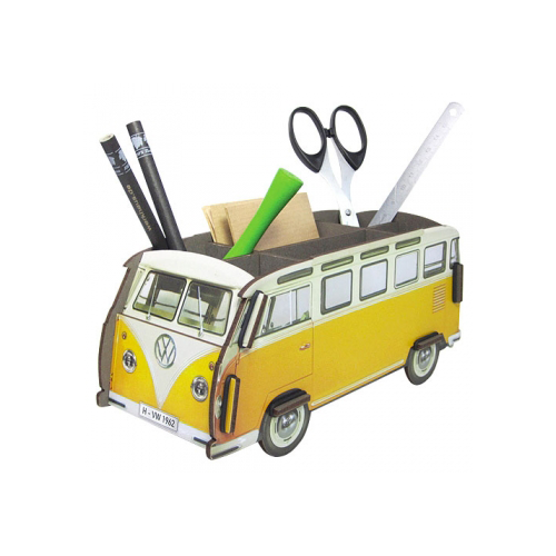 WERKHAUS Photo Pen Box VW - Yellow | the OBJECT ROOM
