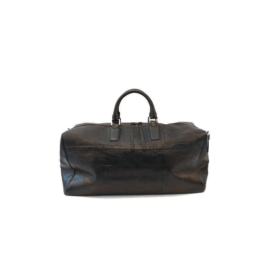 THE REMAKER Leather Duffel Bag - Moscow M