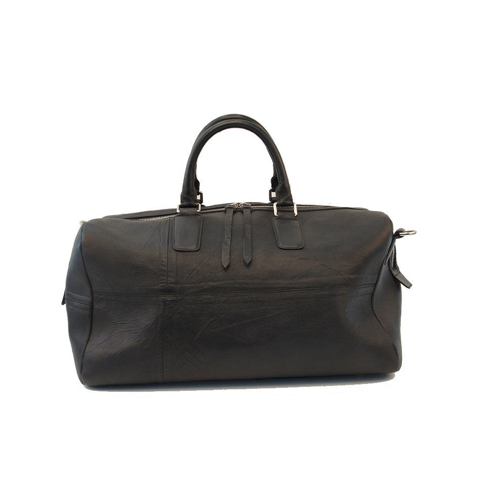 THE REMAKER Leather Duffel Bag - Moscow L