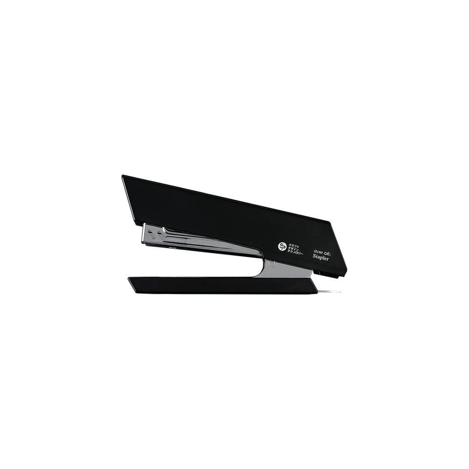 CRAFT DESIGN TECHNOLOGY Stapler - Black | the OBJECT ROOM