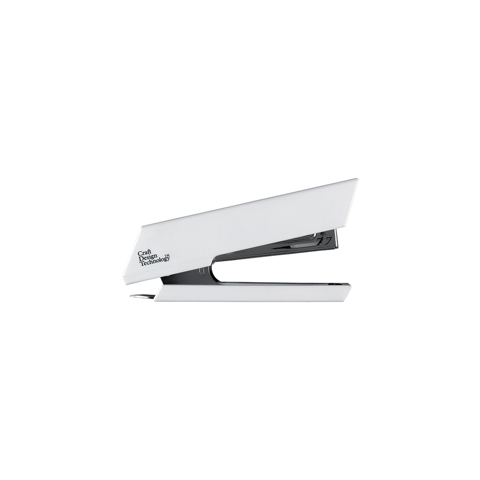 CRAFT DESIGN TECHNOLOGY CD Stapler - White | the OBJECT ROOM