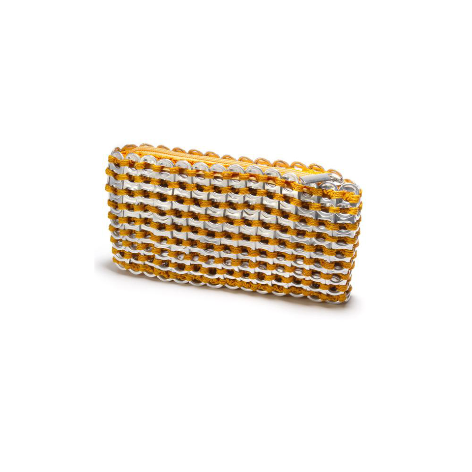 ESCAMA STUDIO Chica Rosa Mini Clutch - Yellow | the OBJECT ROOM