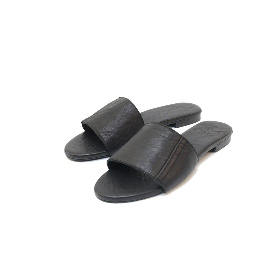 THE REMAKER Leather Sandals - L.A.