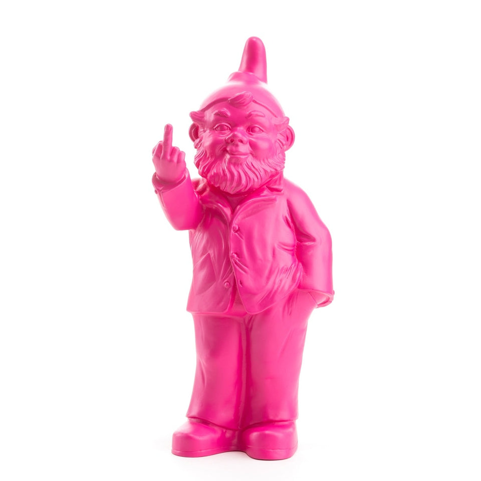 OTTMAR HÖRL Sponti Activist Gnome - Pink - the OBJECT ROOM