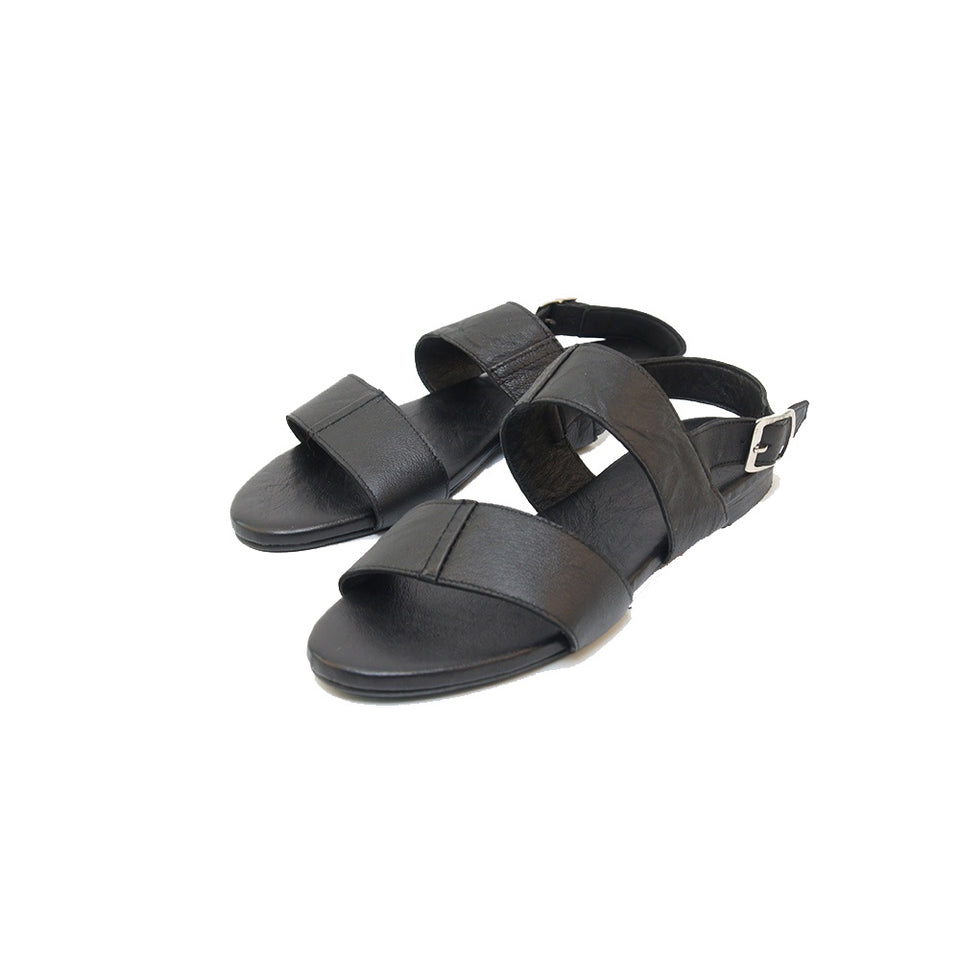 THE REMAKER Leather Sandals - Sanfran