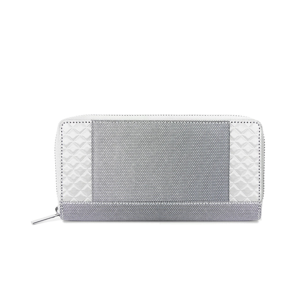 STEWART/STAND Long Wallet - Zipper Clutch Diamond | the OBJECT ROOM