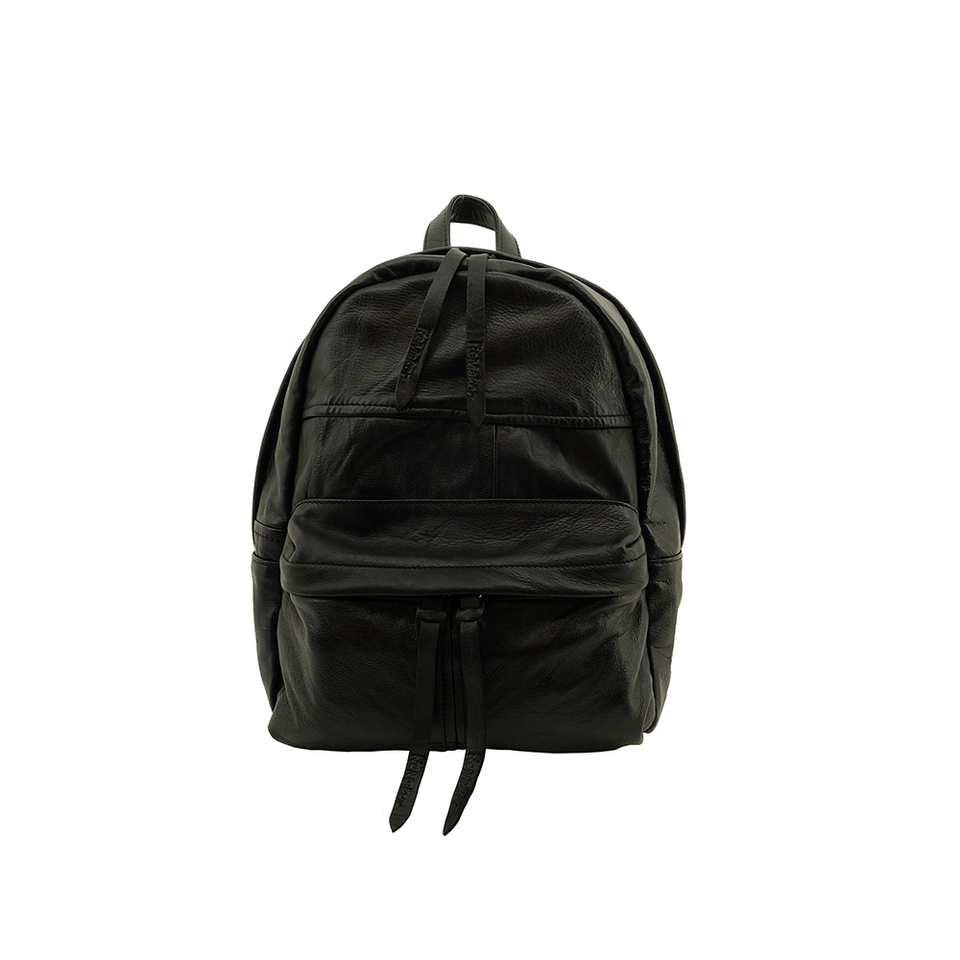 THE REMAKER TR Leather Bag - Louvre Backpack S - the OBJECT ROOM - Bangkok, Thailand