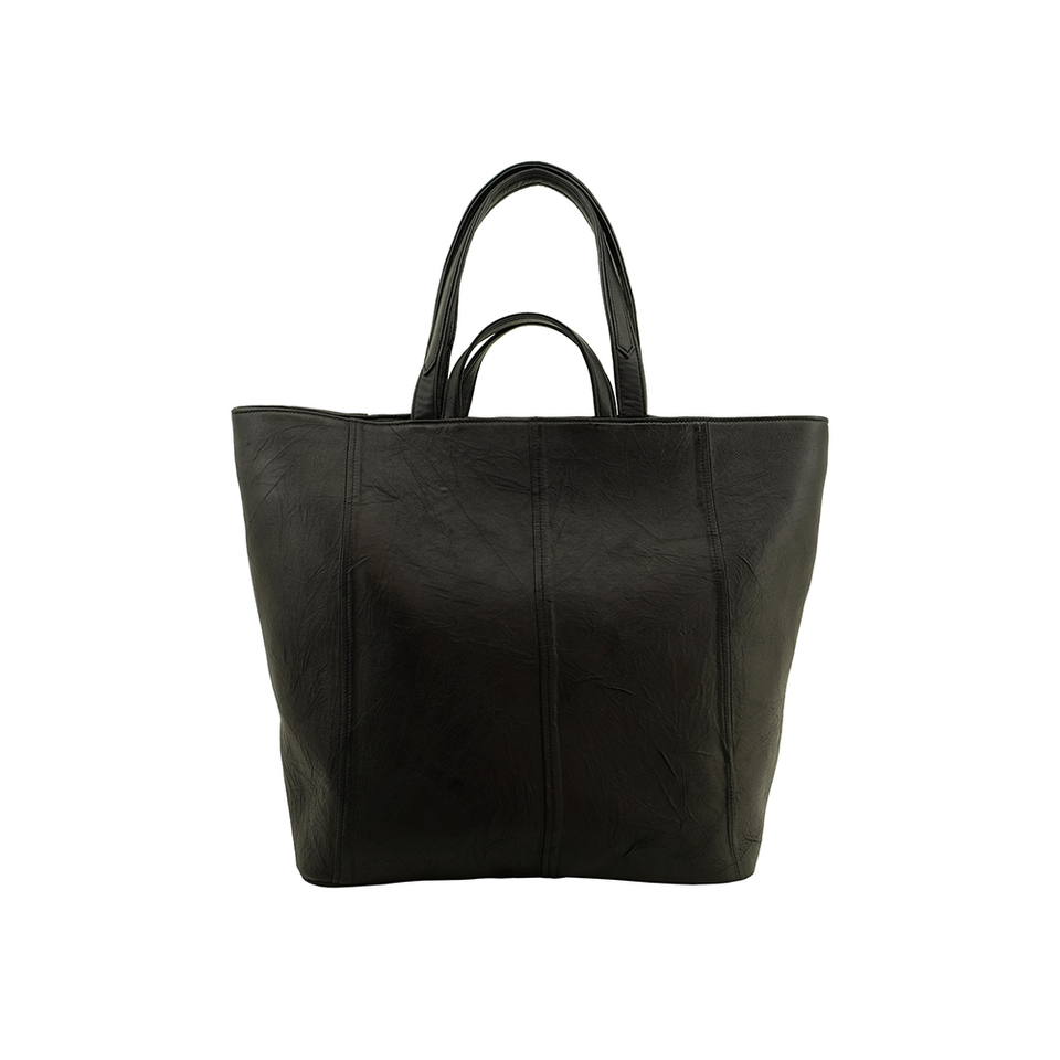 THE REMAKER Leather Bag - New Yorker M | the OBJECT ROOM