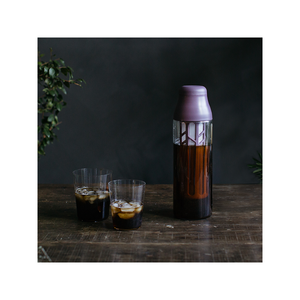 TO SCENE Coffee & Tea Bottle 1000ml - Grey