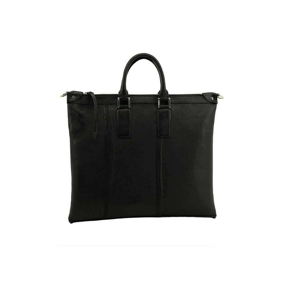 THE REMAKER TR Leather Bag - Singapore Briefcase - the OBJECT ROOM - Bangkok, Thailand