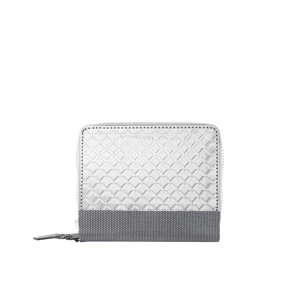 STEWART/STAND Mini Zipper Wallet - Diamond | the OBJECT ROOM