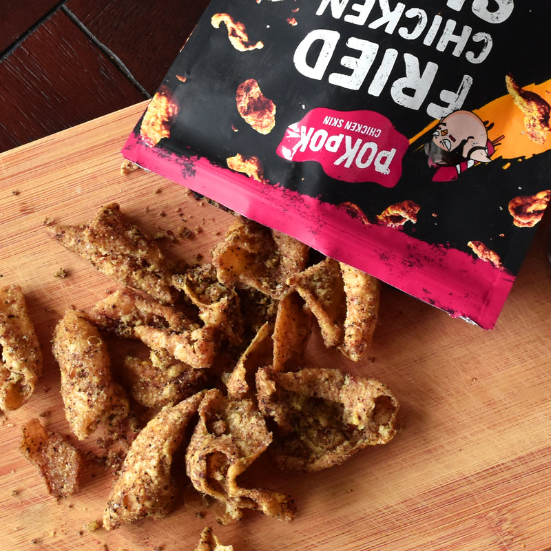 Pok Pok Original Chicken Skin Crisps