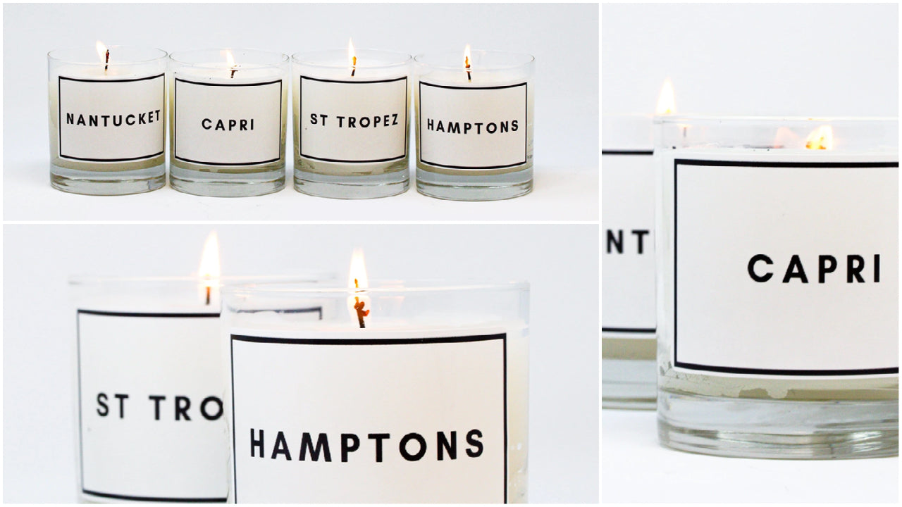 Glass-candle-jars-with-white-labels