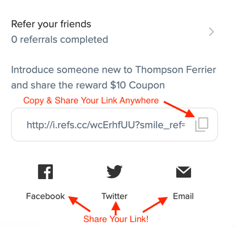 Thompson-Ferrier-Referral-Rewards-Program