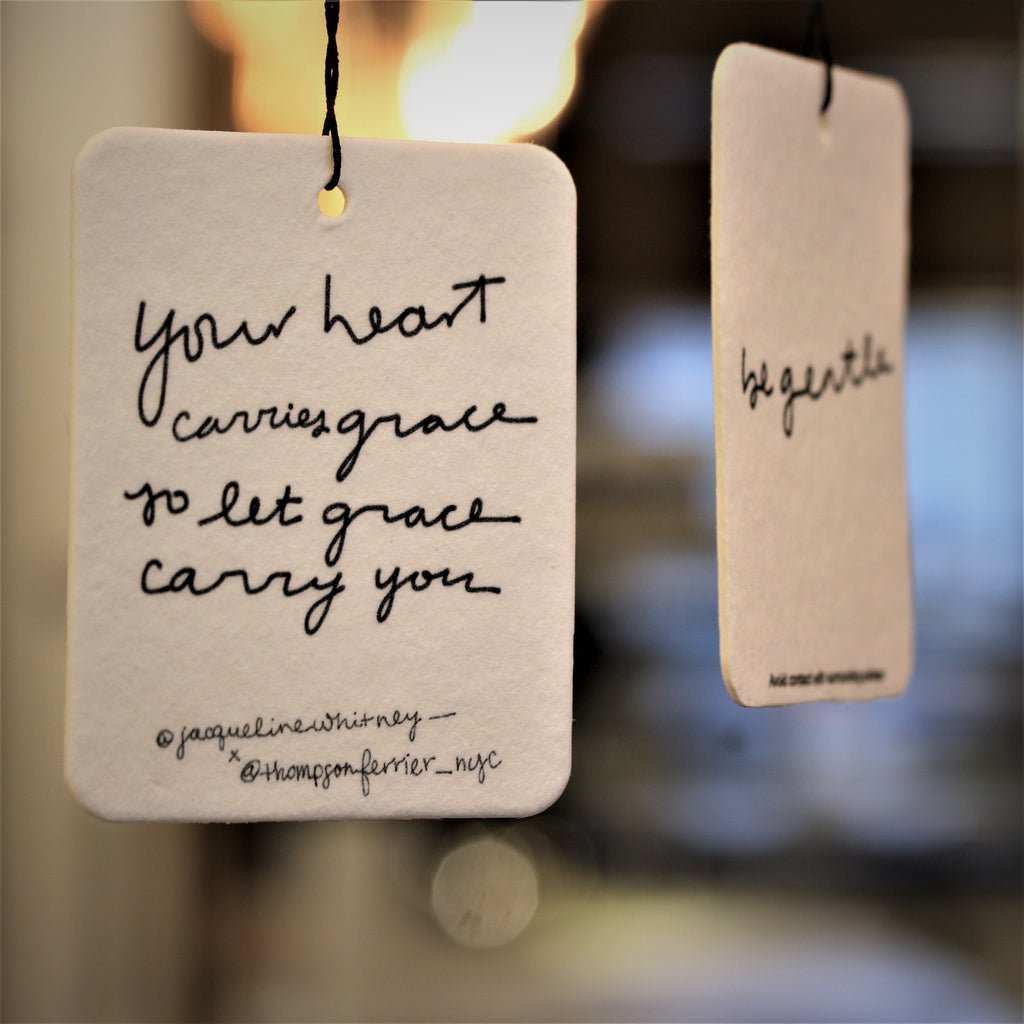 Thompson Ferrier Your Heart Carries Grace - Mobile Fragrance