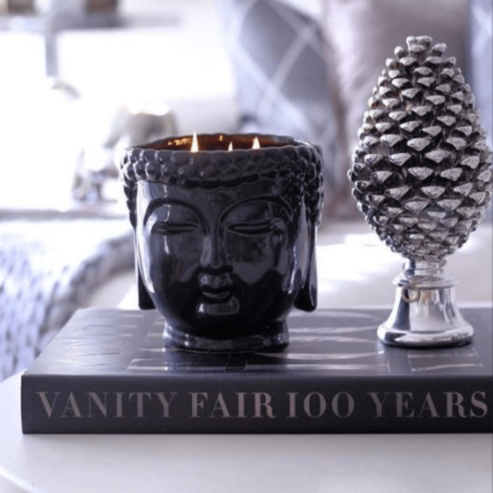 Decorative scented candle buddha collection - Thompson Ferrier
