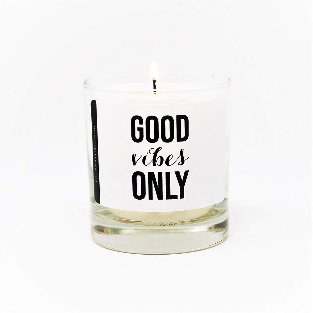 Thompson Ferrier Good Vibes Only candle