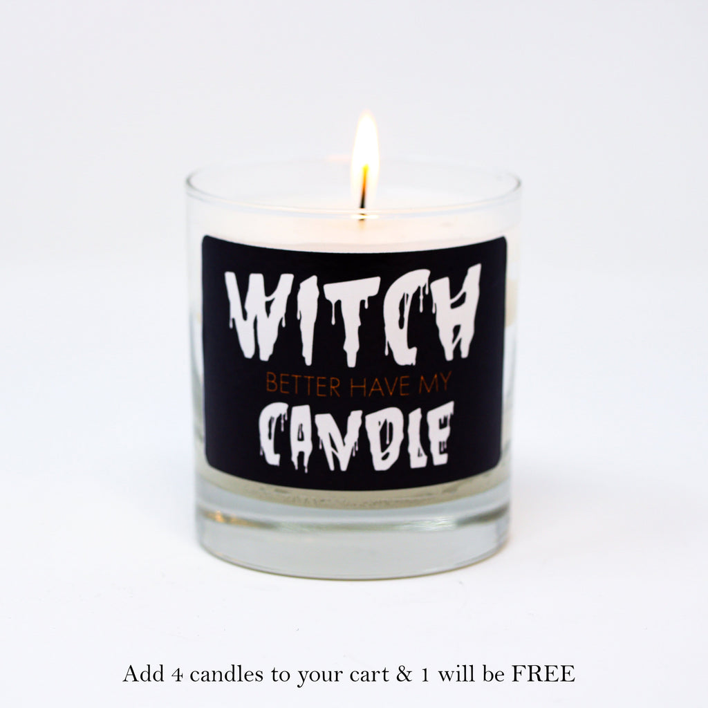 Witch better have my Candle