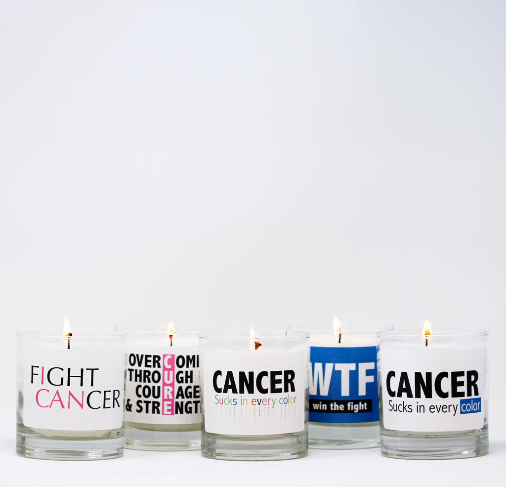 Fight Cancer - Thompson Ferrier