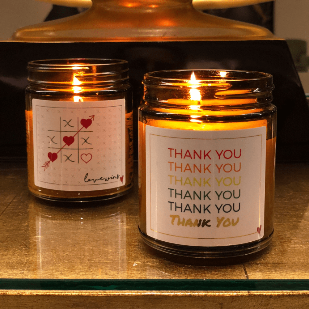 home decor candle hand-poured scented with 100% cotton wicks, long-lasting, and a clean burn. Thompson Ferrier candles are a perfect housewarming gift, birthday gift, holiday gift, and more.