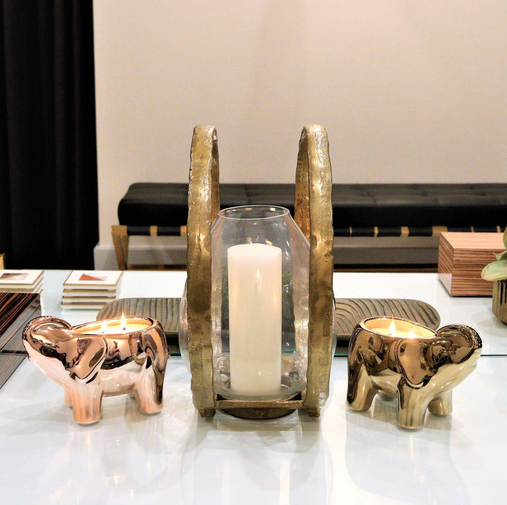 Thompson-Ferrier-Rose-Gold-Elephant-Candle