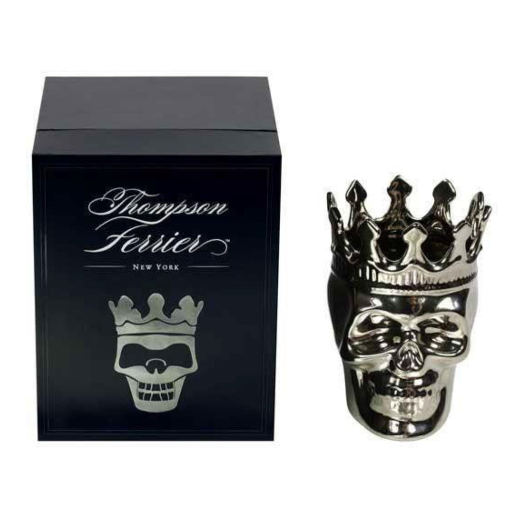 Thompson Ferrier Maximilien Skull Candle